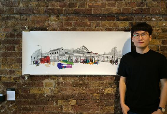 Hoxton Gallery, September 4-8 2014