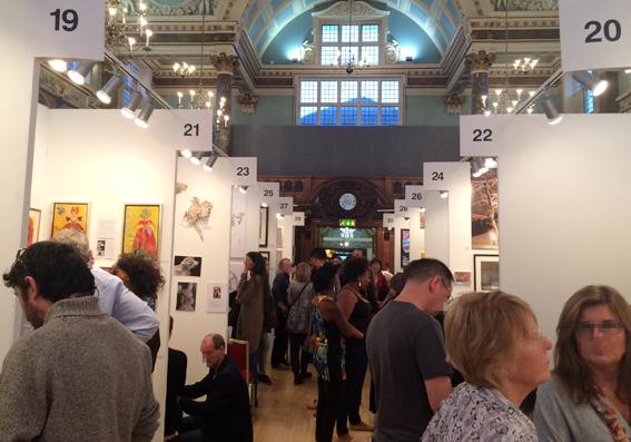 Chelsea Hall, London 23-25 Oct 2015